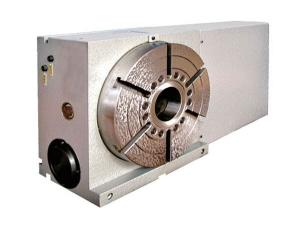 等分转台-MRX-EL系列数控大通孔立卧回转工作台